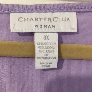 Charter Club Tops - BRAND NEW Charter Club Sleeveless Shirt